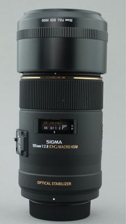 Sigma 105 mm f2 8