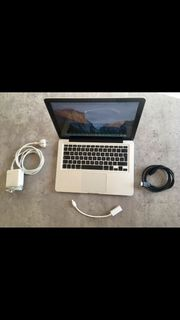 MacBook Pro 13 Zoll Anfang