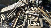 Brennholz an Selbstabholer kostenlos abzugeben
