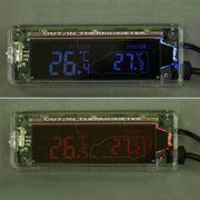 Autothermometer mit wählbarer Hintergrundbeleuchtung