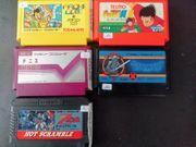 Nintendo Famicom Spiele