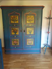 Bauernmöbel Schlafzimmer Antik