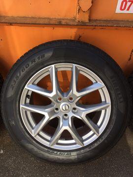 Winter 195 - 295 - Volvo XC60 Winterräder 235-60R18 Pirelli