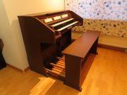 E-Orgel Orgel elektronische Orgel von