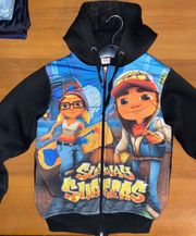 Subway Surfer Hoody Boys 10-11J