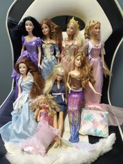Barbie Puppen Vintage