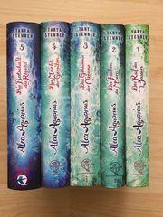 Fantasie Jugendbuchserie Alea Aquariua Band