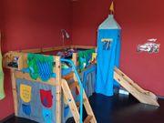 Komplettes FLEXA Classic Kinderzimmer zu