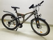 Mountainbike 26Zoll Vollgefedert
