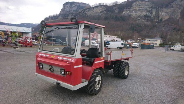 Lindner Transporter 3500S Baujahr 88