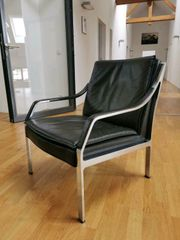 4x Lounge Sessel Modell Alpha