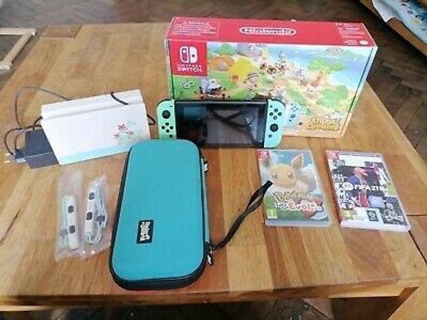 Nintendo Switch Edition Animal Crossing
