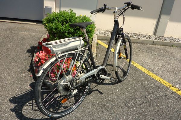 Damen-City Trecking E-Bike der Marke