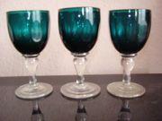 3 Sherry-Gläser
