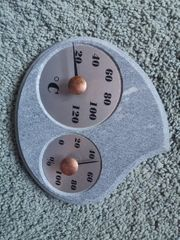 Maininki Sauna Hygrometer- Thermometer-Kombination