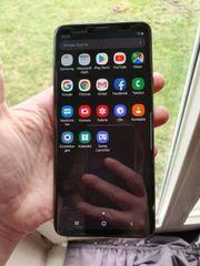 Samsung Galaxy S9 Plus lila
