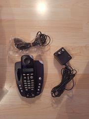 Telefon AEG mit Anrufbeantworter