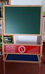 Tafel für kleine Schulkinder