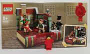 LEGO Hommage an Charles Dickens