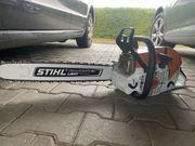 STIHL Motorsäge MS500i