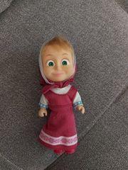 Mascha und der Bär Puppe