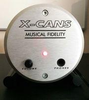 Musical Fidelity X-CANS Tube Headphono