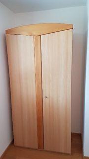 Kleiderschrank Regal u Lowboard Kästchen