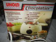 Schokofondue Unold Chocolatier Fondue Set