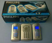 edles Festnetz-Telefon Philips Zenia 300