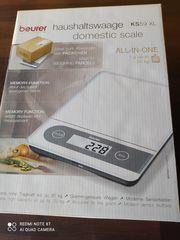 beurer digitale Haushalts Küchen Paket