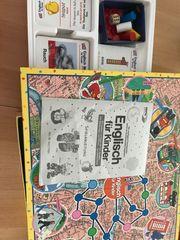 Das Gesellschaftsspiel Englisch für Kinder