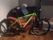 26 er Rad Mountainbike zu