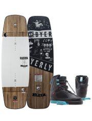 Wakeboard BYERLY SLAYER 139 Set