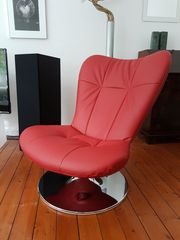 Sessel - designvoll drehbar TOP-Zustand Modell