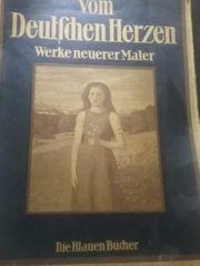 Blauen Bücher 20er Jahre sehr