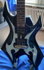 Warlock Gitarre