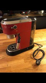 De Longhi Espressomaschine EC685 rot