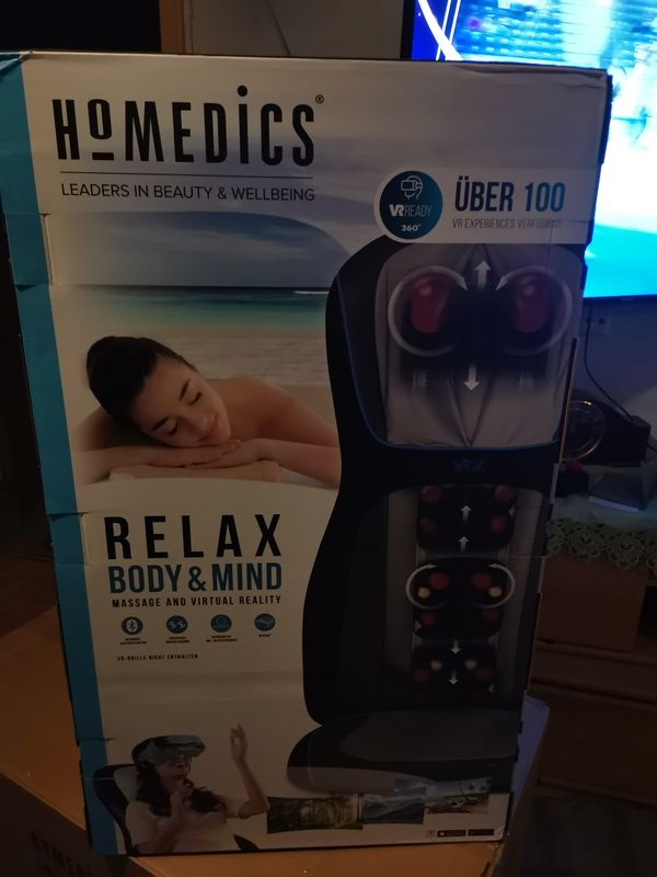 Massage auflage