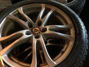 BMW Bridgestone Blizzard Winterreifen auf
