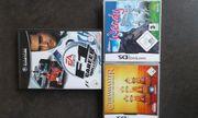 Verkaufe Nitendo DS und GameCube