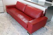 Leder Couch INDIVI - Design Polstermöbel