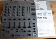 DJ-Mixer Pioneer DJM 600-S m