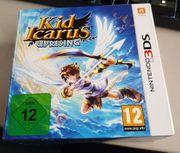 Kid Icarus Uprising 3ds mit