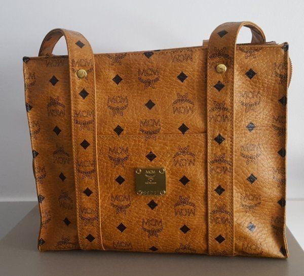MCM Tasche Shopper Vintage neu in Hannover Taschen, Koffer