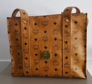 MCM Tasche Shopper Vintage neu