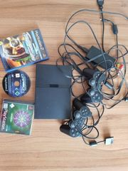 Playstation 2 PS2 inkl 2