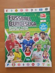 Topps Stickerheft Bundesliga 2012 2013