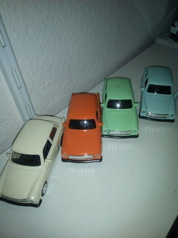 Trabant Modellauto