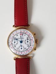 Seltener Chronoswiss Chronograph CH 14643
