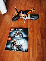 lego technik motorcycle 2in1